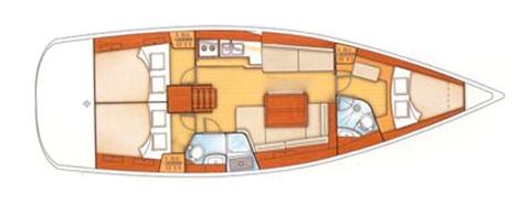 Navalia - Imbarcazione Eminence 40 5