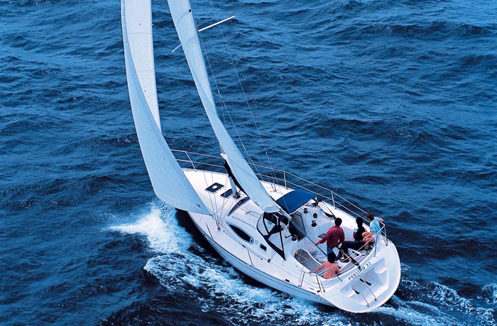 Navalia - Imbarcazione Feeling 32 DI 3