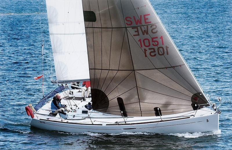 Navalia - Imbarcazione First 31.7 3