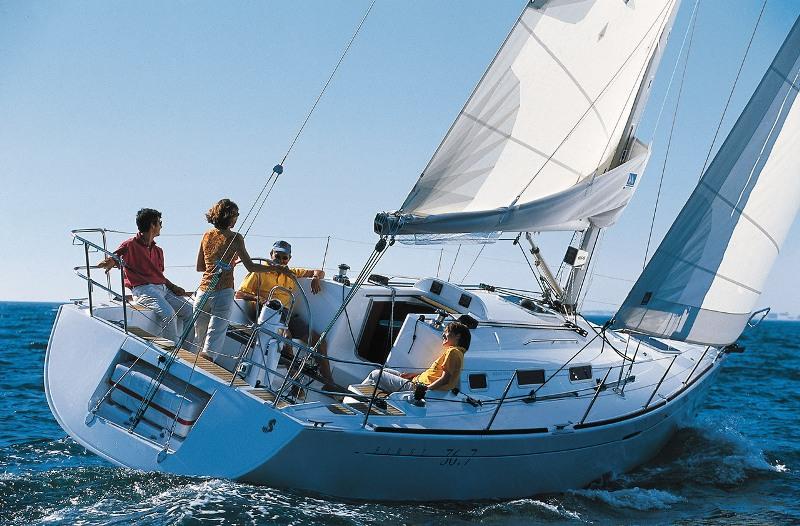 Navalia - Imbarcazione First 36.7 1