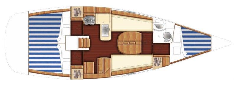 Navalia - Imbarcazione First 36.7 12