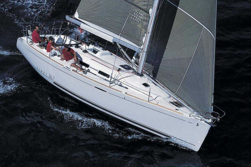 Navalia - Imbarcazione First 36.7 5