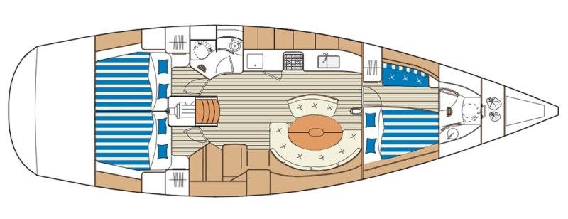Navalia - Imbarcazione First 47.7 10