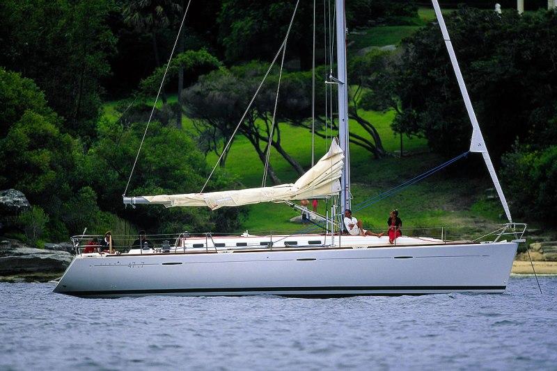 Navalia - Imbarcazione First 47.7 3