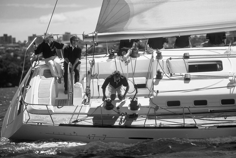 Navalia - Imbarcazione First 47.7 4