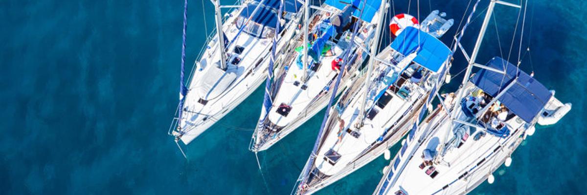 Navigazione in Flottiglia Navalia - Vacanze e Viaggi in Barca a Vela