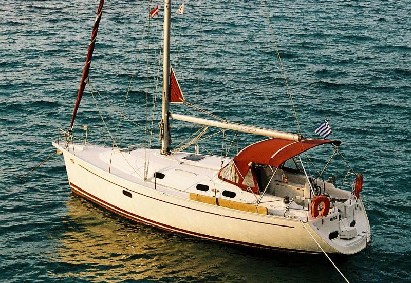 Navalia - Imbarcazione Gib Sea 37 2