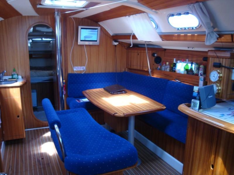 Navalia - Imbarcazione Gib Sea 41 5