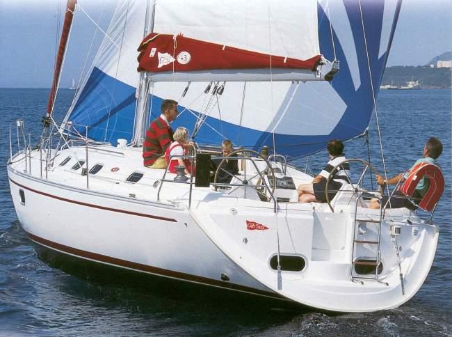 Navalia - Imbarcazione Gib Sea 43 1