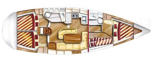 Navalia - Imbarcazione Gib Sea 43 11