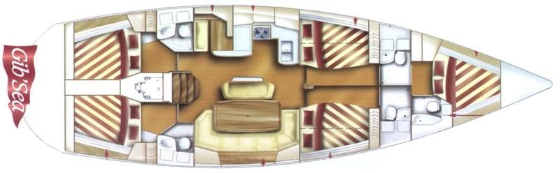 Navalia - Imbarcazione Gib Sea 51 9