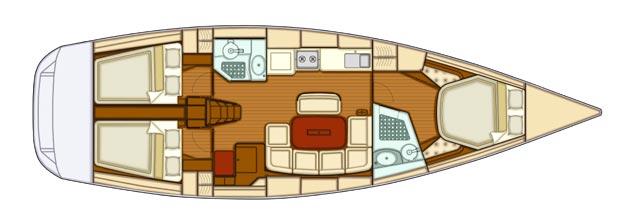Navalia - Imbarcazione Grand Soleil 43 10