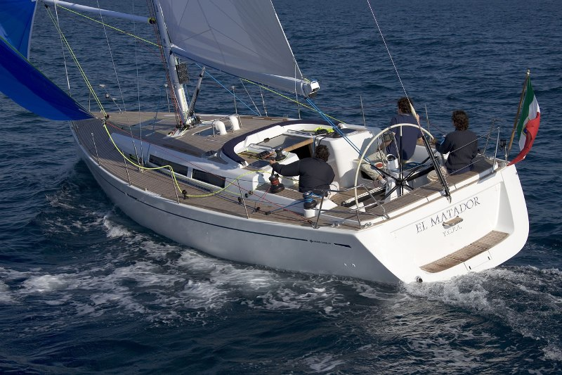 Navalia - Imbarcazione Grand Soleil 43 2