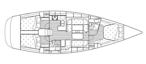 Navalia - Imbarcazione Grand Soleil 45 9