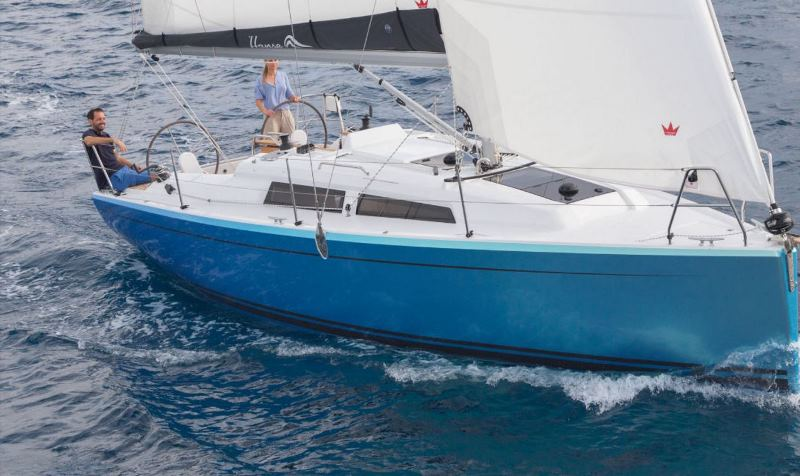 Navalia - Imbarcazione Hanse 315 3