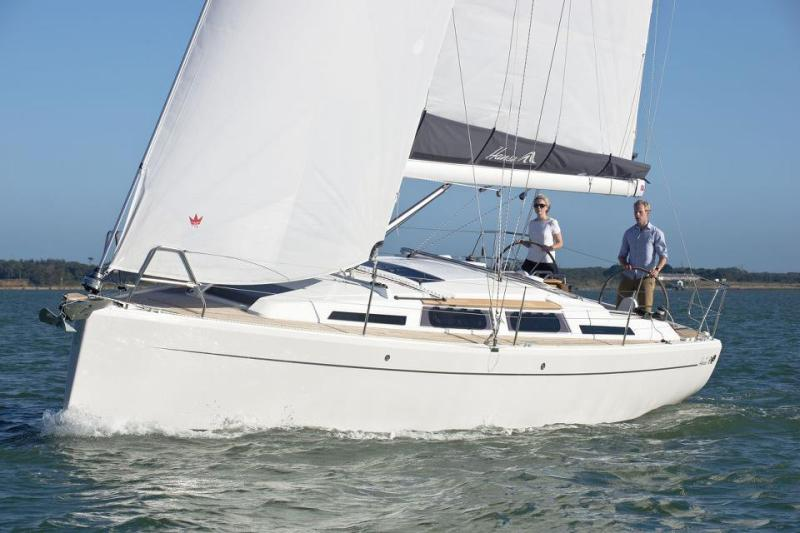 Navalia - Imbarcazione Hanse 345 1