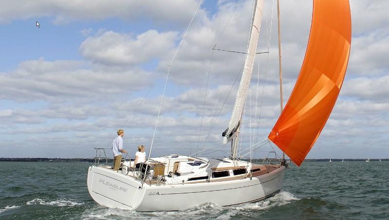 Navalia - Imbarcazione Hanse 345 2