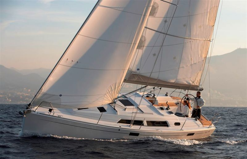 Navalia - Imbarcazione Hanse 350 1