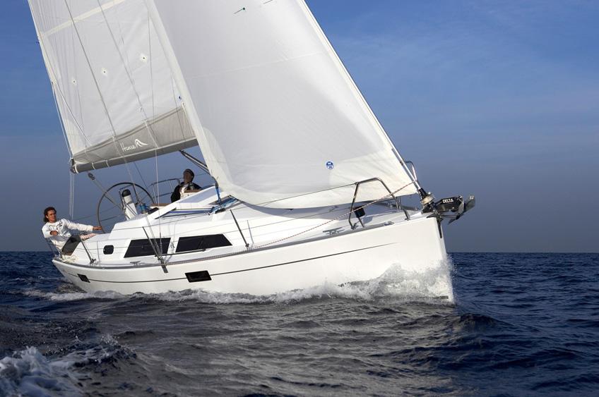 Navalia - Imbarcazione Hanse 350 2