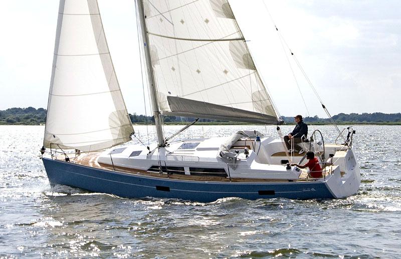 Navalia - Imbarcazione Hanse 350 3