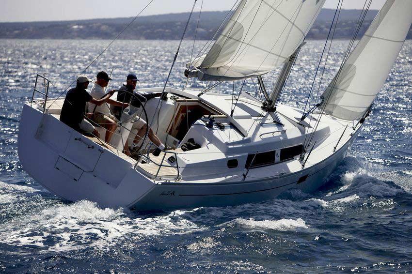 Navalia - Imbarcazione Hanse 350 4