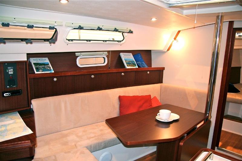 Navalia - Imbarcazione Hanse 350 6