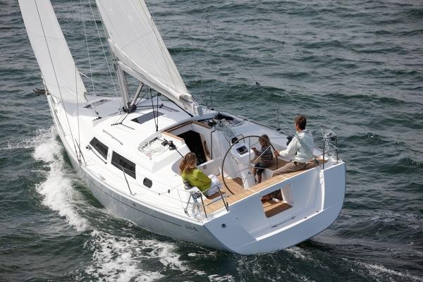 Navalia - Imbarcazione Hanse 355 1