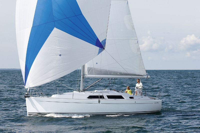 Navalia - Imbarcazione Hanse 355 2