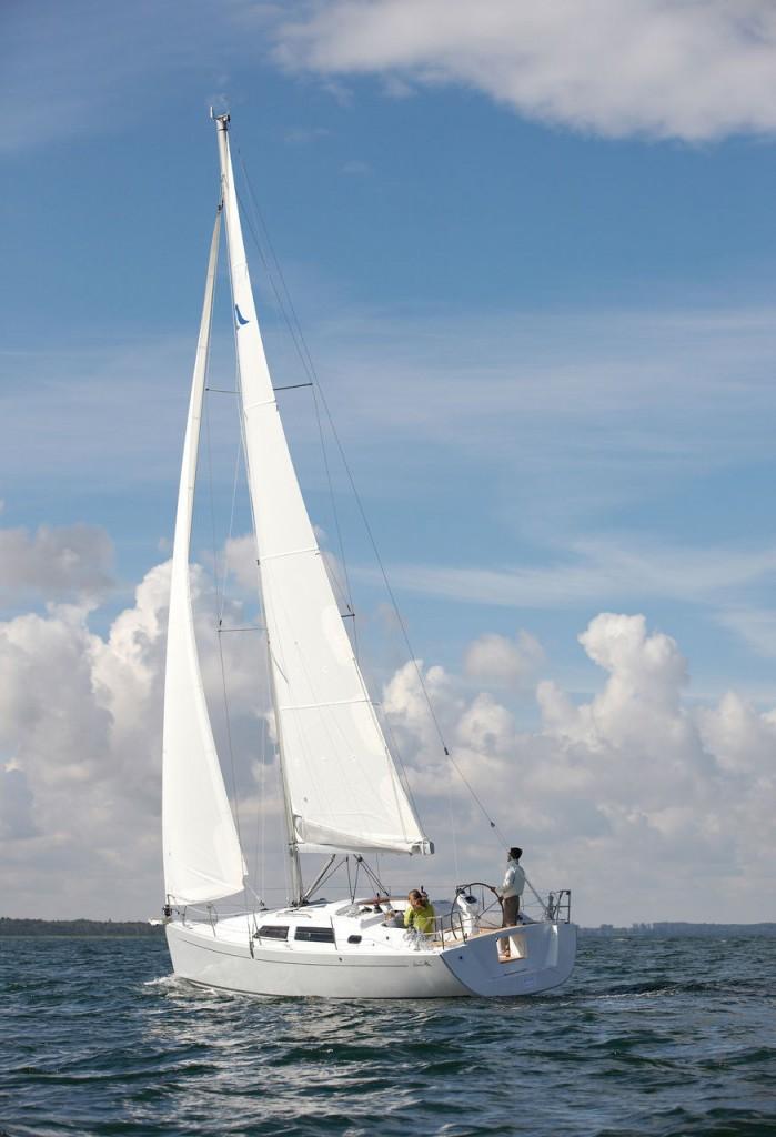 Navalia - Imbarcazione Hanse 355 3