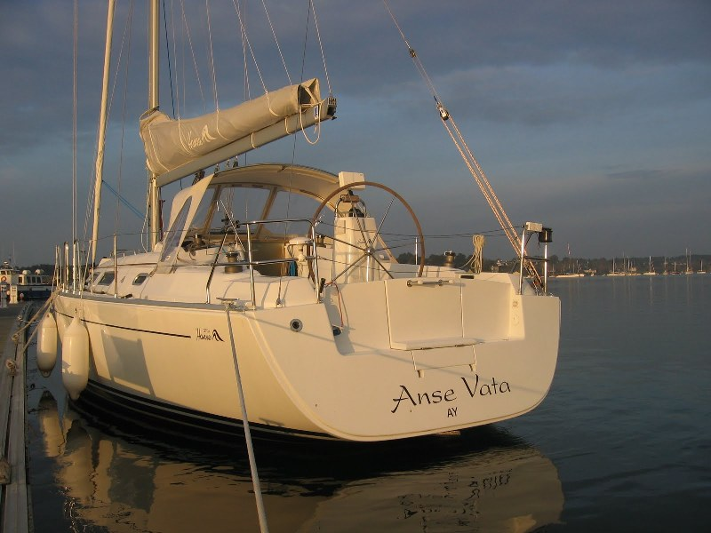 Navalia - Imbarcazione Hanse 370 4