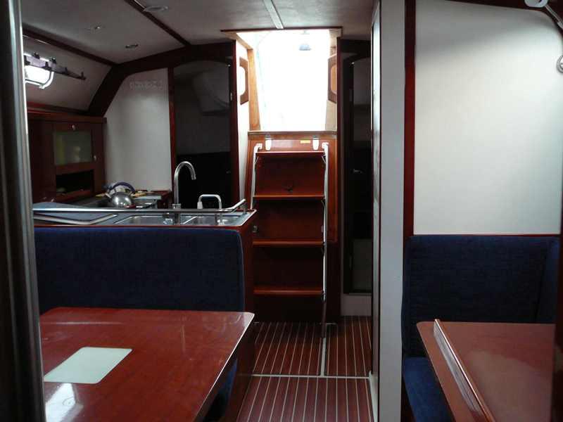 Navalia - Imbarcazione Hanse 370 6