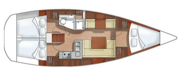 Navalia - Imbarcazione Hanse 370 9