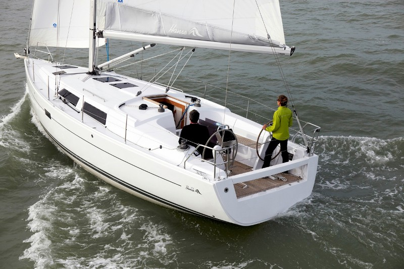 Navalia - Imbarcazione Hanse 375 1