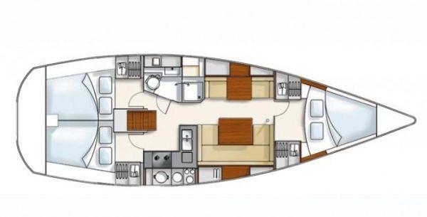 Navalia - Imbarcazione Hanse 375 11