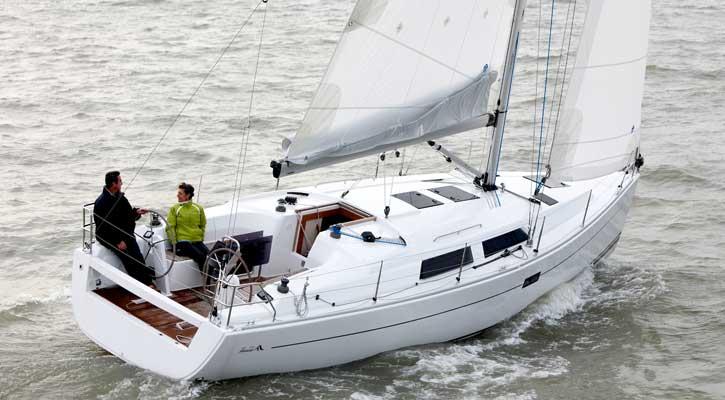 Navalia - Imbarcazione Hanse 375 4