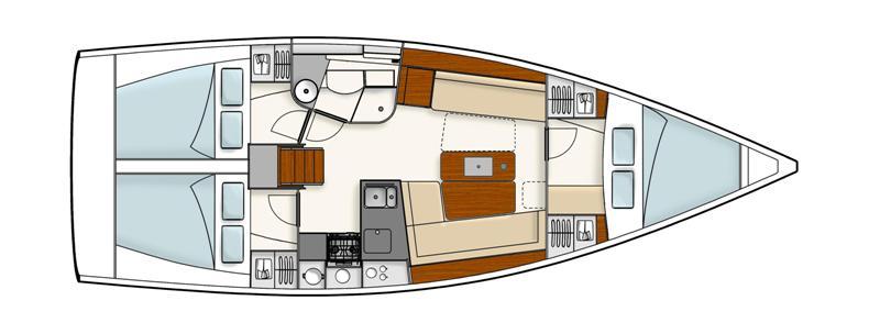 Navalia - Imbarcazione Hanse 385 10