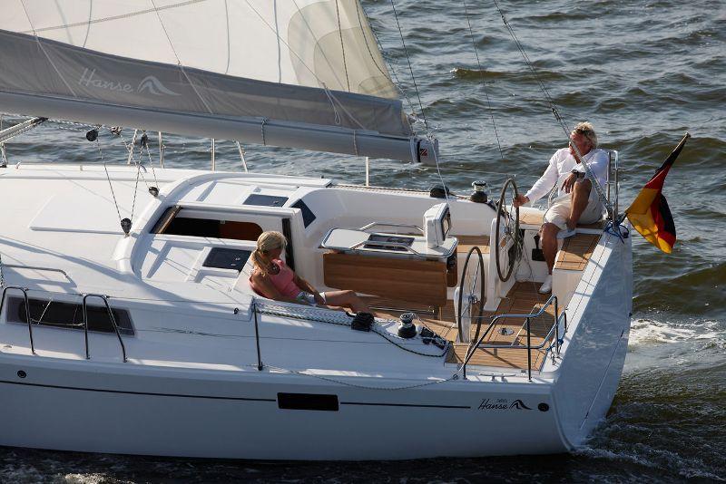 Navalia - Imbarcazione Hanse 385 3