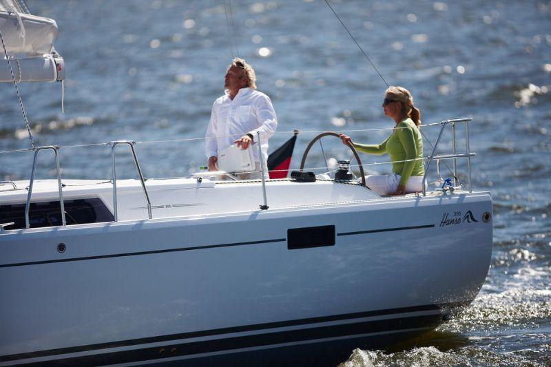Navalia - Imbarcazione Hanse 385 4