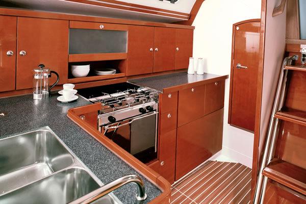 Navalia - Imbarcazione Hanse 400 8