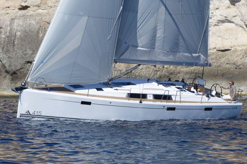 Navalia - Imbarcazione Hanse 415 1