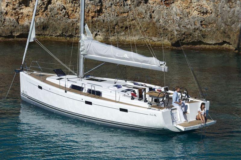 Navalia - Imbarcazione Hanse 415 3