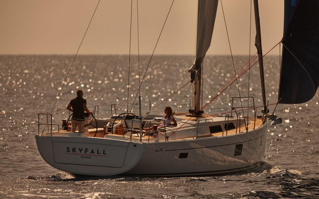 Navalia - Imbarcazione Hanse 455 1