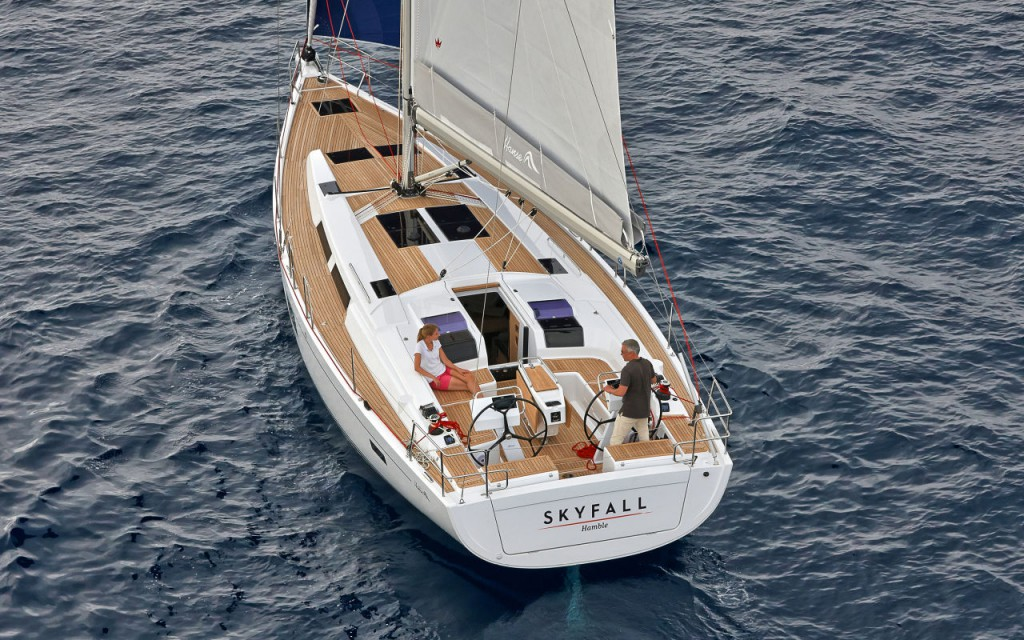 Navalia - Imbarcazione Hanse 455 2
