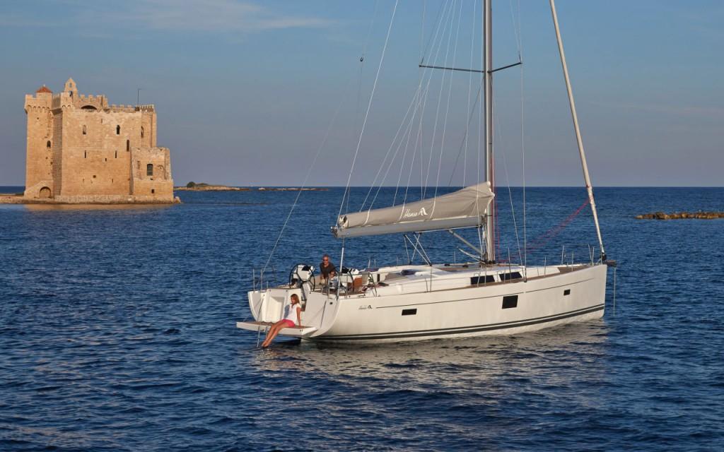 Navalia - Imbarcazione Hanse 455 3