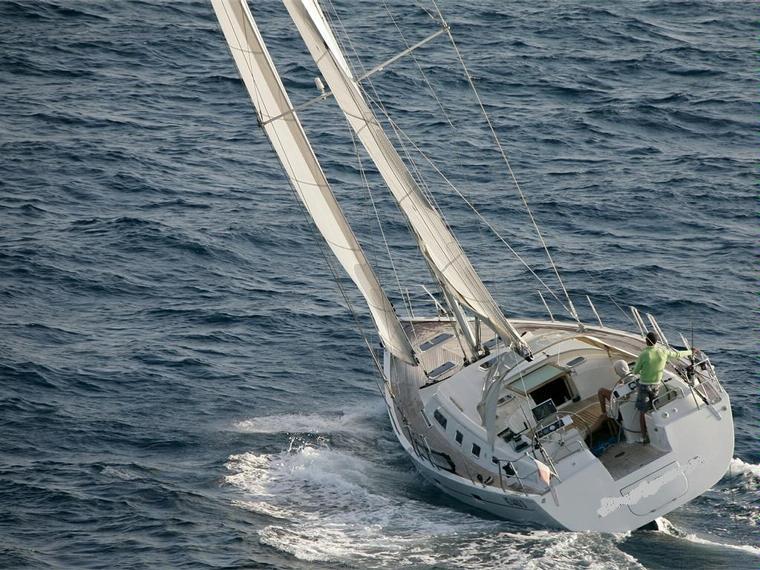 Navalia - Imbarcazione Hanse 461 1