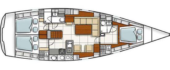 Navalia - Imbarcazione Hanse 470 10