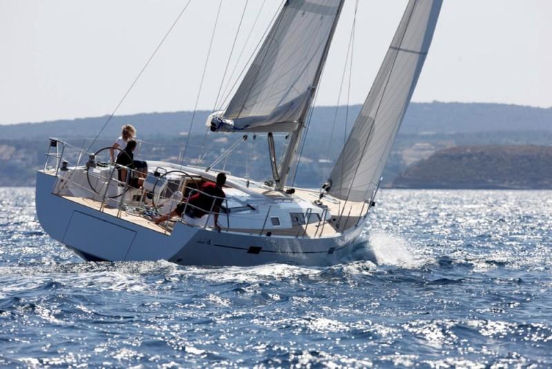 Navalia - Imbarcazione Hanse 470 4