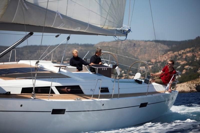Navalia - Imbarcazione Hanse 470 5