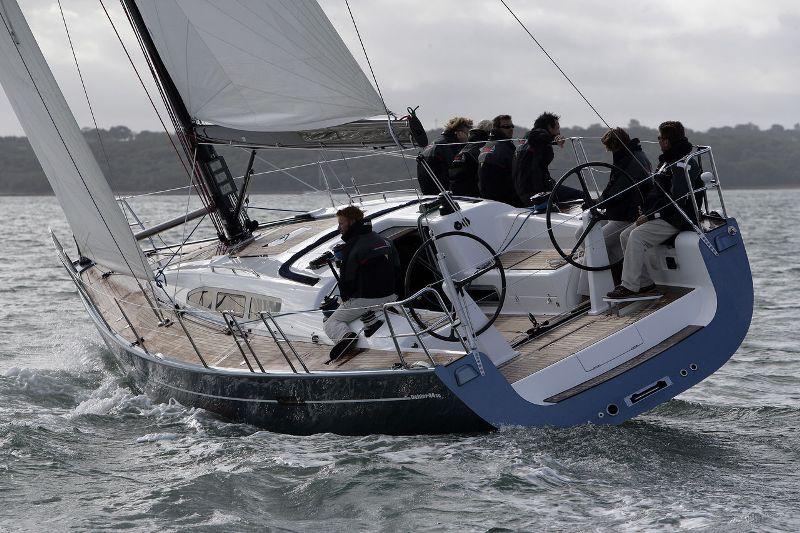Navalia - Imbarcazione Hanse 470e 3