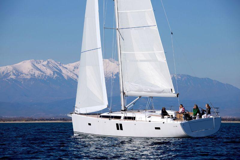 Navalia - Imbarcazione Hanse 495 1